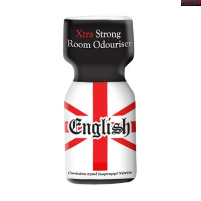Poppers English - Extra síla! 25 ml