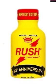 Poppers Rush Ultra Strong 40 ml